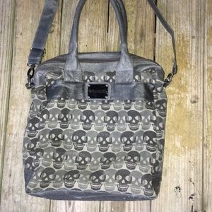 Loungefly Bags - Loungefly laptop bag/purse